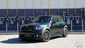 2013 MINI John Cooper Works Countryman ALL4 Review