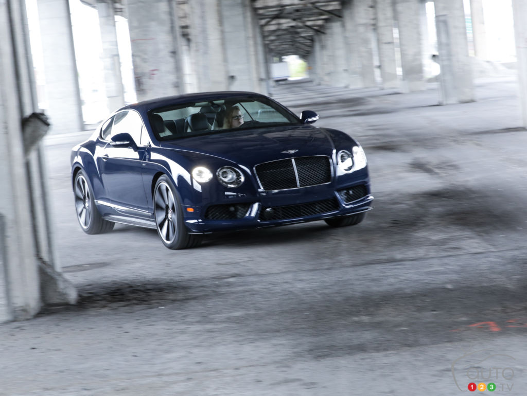 2014 bentley continental flying spur w12 mulliner | car reviews