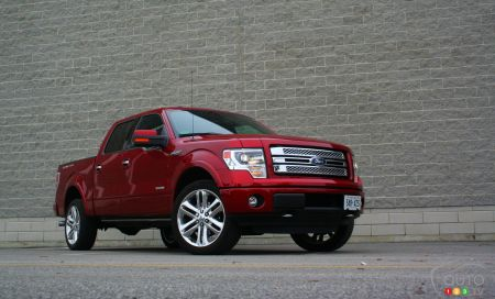 Ford F-150 Limited 2013 : essai routier