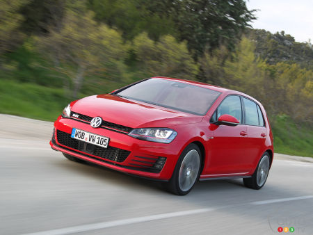2013 volkswagen gti reviews from industry experts auto123. Black Bedroom Furniture Sets. Home Design Ideas