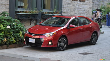 2014 Toyota Corolla First Impressions