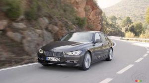 2013 BMW 320i xDrive Review