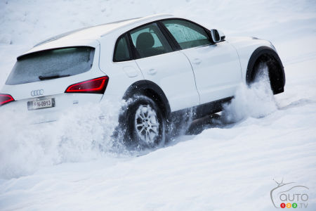 Top 2014-'15 Utility Winter Tire Recommendations