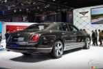 2014 Paris Auto Show: New Mulsanne Speed pinnacle of luxury and speed