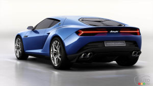 Paris 2014: A plug-in hybrid... from Lamborghini? Yes, sir!