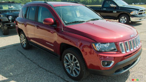 2015 Jeep Compass First Impression