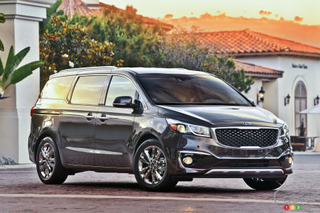 2015 Kia Sedona First Impression