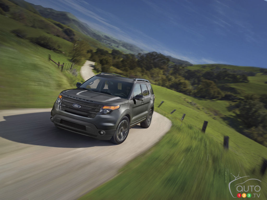 2015 Ford Explorer Preview