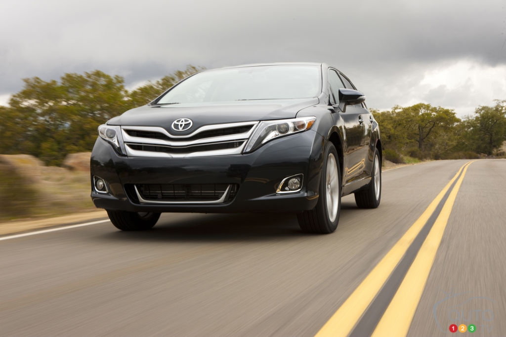 2014 Toyota Venza Preview