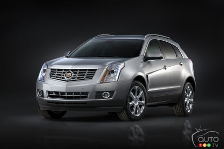 2015 Cadillac SRX Preview