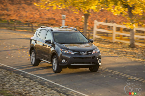 2015 Toyota RAV4 Preview