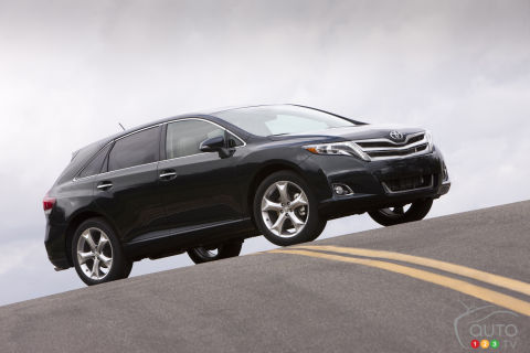 2015 Toyota Venza Preview