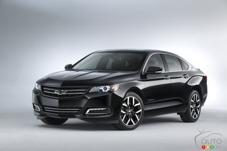 Chevrolet announces 2014 SEMA lineup