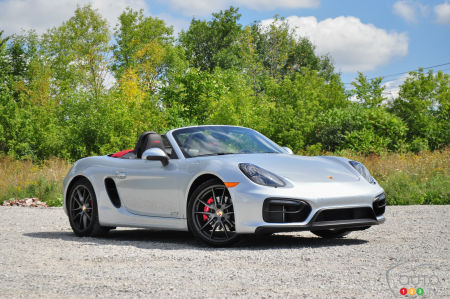 2015 Porsche Boxster Gts Review Editor S Review Car Reviews Auto123