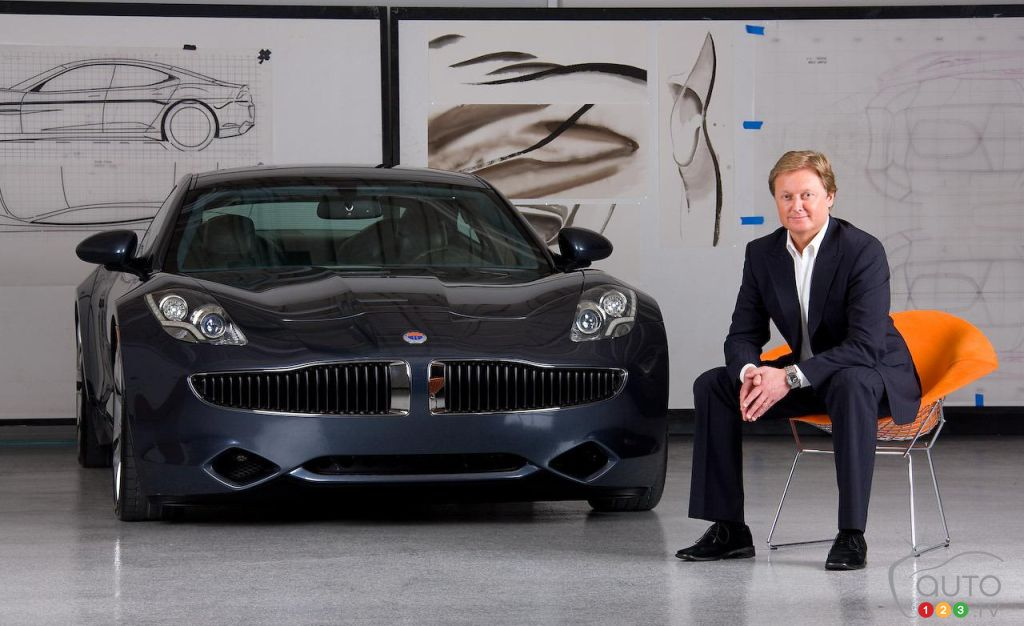 Los Angeles 2014: Henrik Fisker to attend Auto Show with Galpin Motors
