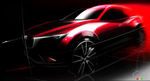 Los Angeles 2014 : Mazda CX-3 to make world debut