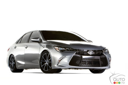 SEMA 2014: Toyota stuns everyone with 850-hp Camry