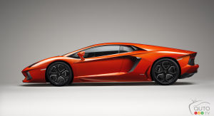 2015 Lamborghini Aventador LP 700-4 Preview