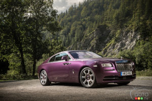 2015 Rolls-Royce Wraith Preview
