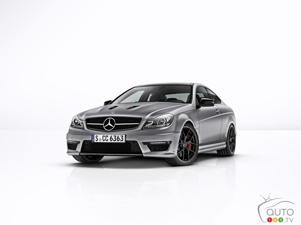 2015 Mercedes-Benz C-Class Coupe Preview