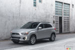 2015 Mitsubishi RVR Preview