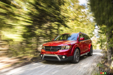 2015 Dodge Journey Preview