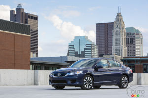 2015 Honda Accord Hybrid Preview