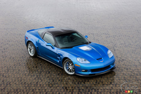 SEMA 2014: First Corvette restored after museum sinkhole on display