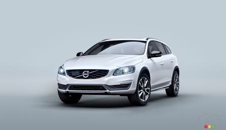 Los Angeles 2014: Volvo's display to include V60 Cross Country