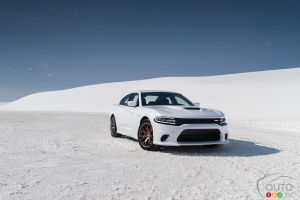 2015 Dodge Charger SRT Hellcat First Impression