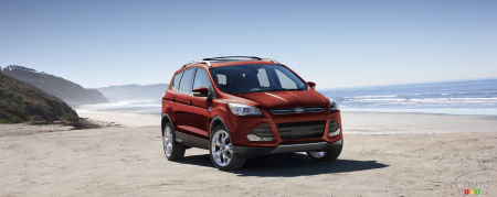 Ford Escape 2015 : aperçu