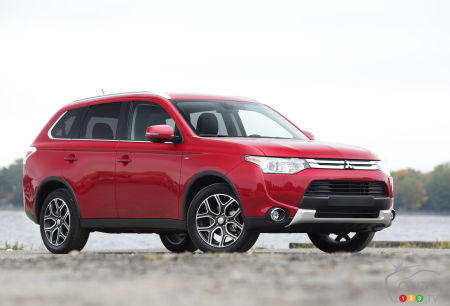 2015 Mitsubishi Outlander GT S-AWC Review