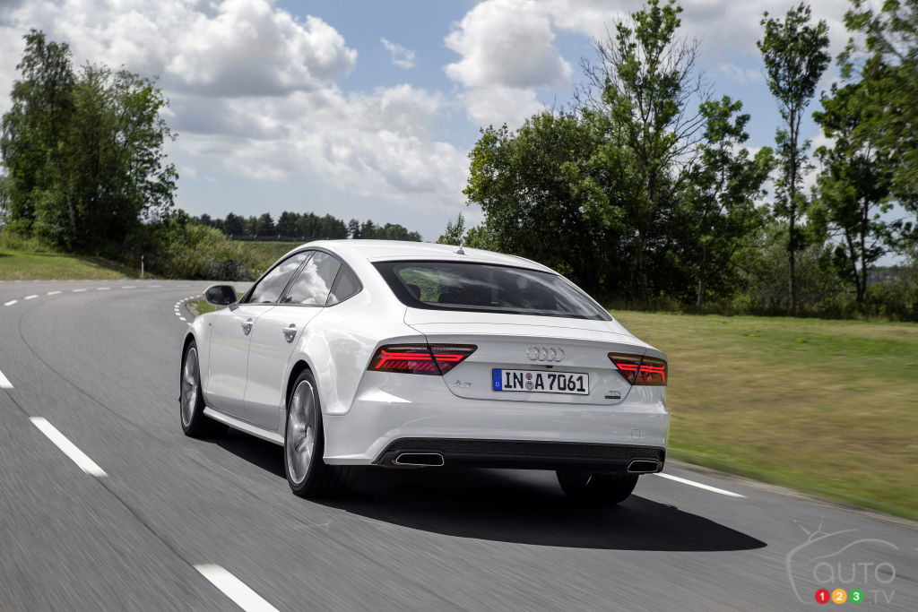 Los Angeles 2014: New 2016 Audi A6 and A7 announced