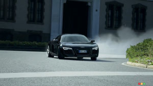 Toyo's latest ad pits Audi R8 against AC Milan players (video)
