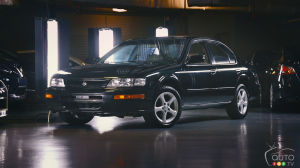 Nissan restores 1996 Maxima GLE from Craigslist (videos)