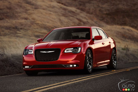 Los Angeles 2014 : voici la Chrysler 300 2015