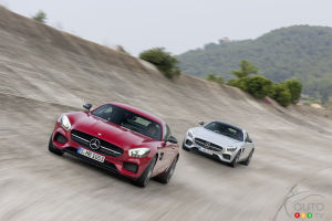 2016 Mercedes-AMG GT S First Impression