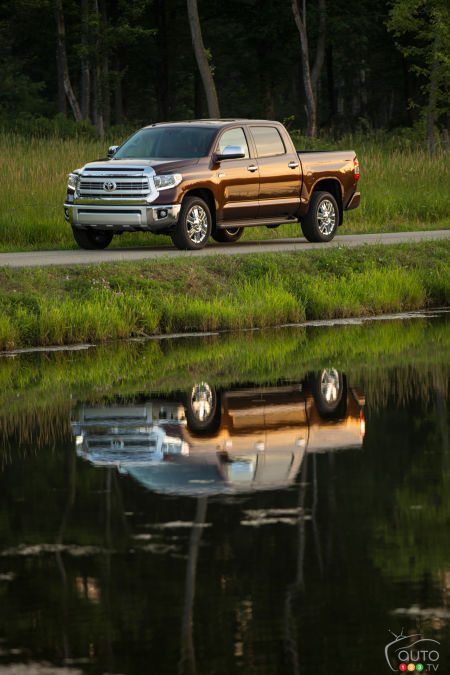 2015 Toyota Tundra Preview