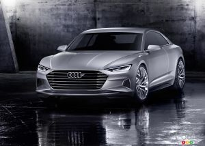Los Angeles 2014 : voici le concept Audi Prologue