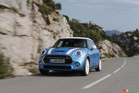 Los Angeles 2014: MINI Hardtop 4 Door makes North American debut