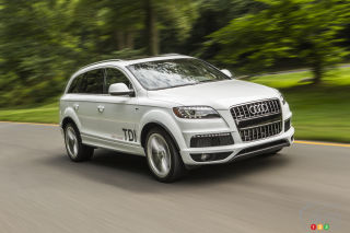 Audi Q7 to offer plug-in hybrid variant that runs on diesel