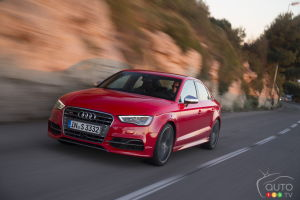 2015 Audi S3 Preview