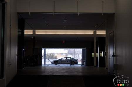 Tesla Motors opens its doors in Montreal