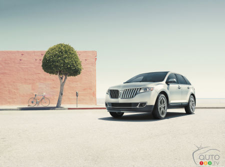 2015 Lincoln MKX Preview