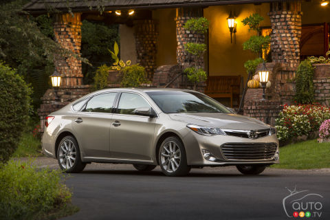 2015 Toyota Avalon Preview