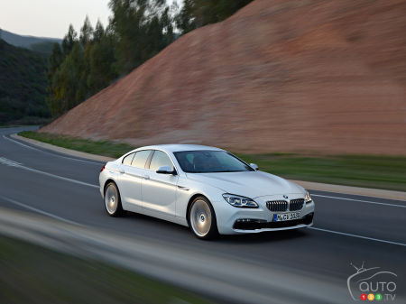 New 2016 BMW 6 Series range to make debut in Detroit