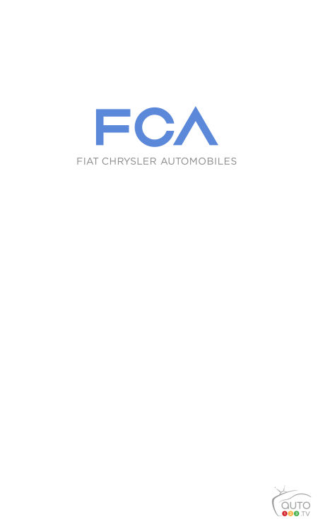 Chrysler Group change de nom et devient  FCA US LLC