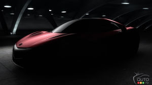 Detroit 2015 : débuts pour la version de production de l'Acura NSX 2016
