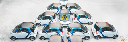 Car2go reaches one million members, unites with Sun Youth