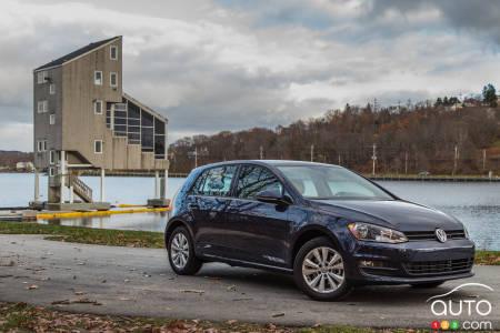 2015 Volkswagen Golf 1 8 TSI Comfortline Review Editor's